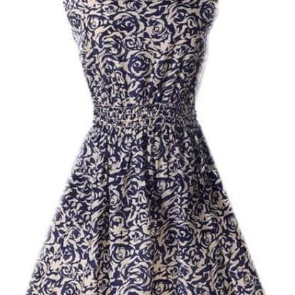 Rozmanité letní šaty - varianta 20, vel. 1