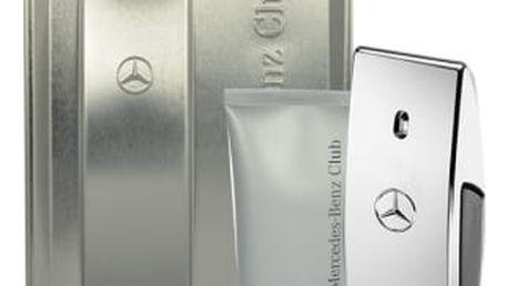 Mercedes-Benz Mercedes-Benz Club dárková kazeta pro muže toaletní voda 100 ml + sprchový gel 75 ml