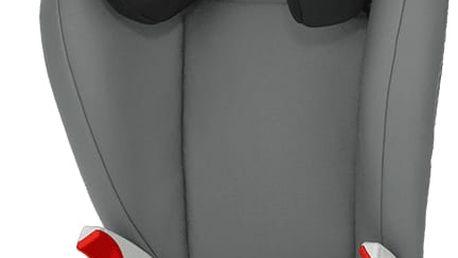RÖMER Kid II autosedačka 15 - 36 kg Steel Grey 2016