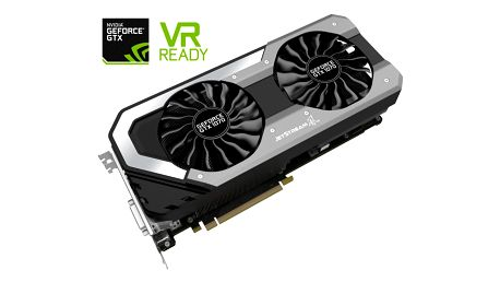 PALiT GeForce GTX 1070 Super JetStream, 8GB GDDR5 - NE51070S15P2J
