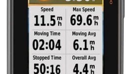 Navigační systém GPS Garmin Oregon 600 PRO (010-01066-90) černá/šedá