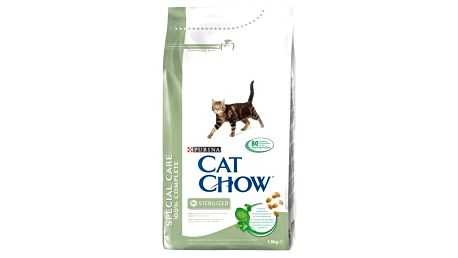 Granule Purina Cat Chow Special Care Sterilized 1,5 kg