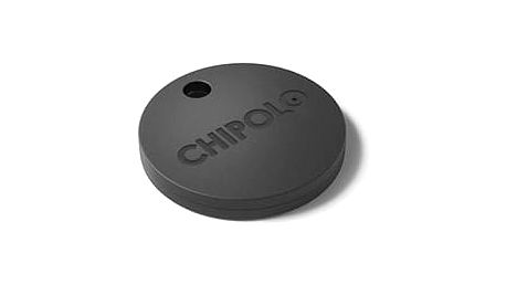 Chipolo Classic, charcoal black