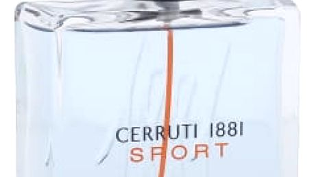 Nino Cerruti Cerruti 1881 Sport 100 ml toaletní voda pro muže