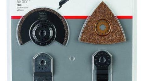 Sada příslušenství Bosch 4dílná pro oscilační brusky