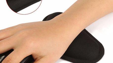 Podložka pod zápěstí pro práci s myší