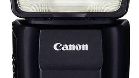 Blesk Canon SpeedLite 430EX III-RT externí (0585C011) černý + cashback + Doprava zdarma