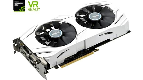 ASUS GeForce GTX 1070 DUAL-GTX1070-8G, 8GB GDDR5 - 90YV09T4-M0NA00