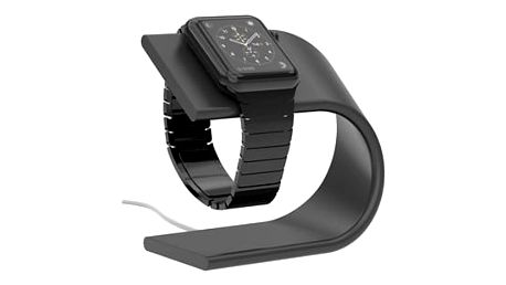 Nomad Stand for Apple Watch - Space Gray