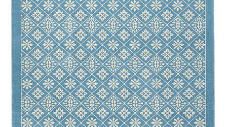 Světle modrý koberec Hanse Home Gloria Tile, 200x290cm - doprava zdarma!