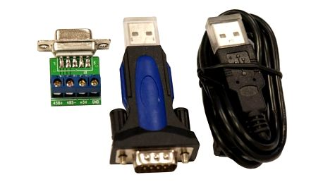 PremiumCord USB - USB2.0 na RS485 adapter - 8592220007010