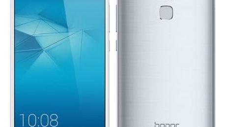 Mobilní telefon Honor 7 Lite Dual SIM (51090NYQ) stříbrný
