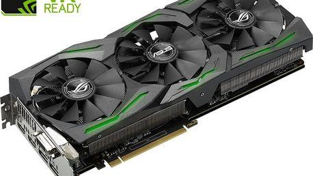 ASUS GeForce ROG STRIX GAMING GTX1070 DirectCU III, 8GB GDDR5 - 90YV09N2-M0NA00
