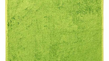 4Home Ručník Bamboo Premium zelená, 50 x 100 cm