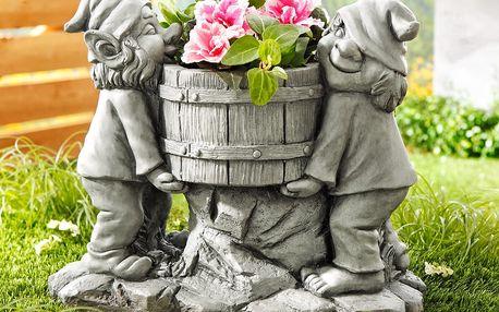 Květináč skřítci