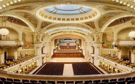 Vivaldiho Čtvero ročních dob v podání Bohemian Symphony Orchestra v Obecním domě v Praze