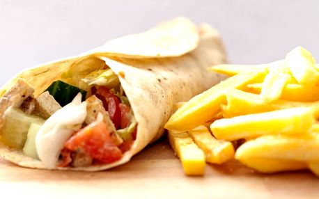 Veganský oběd s rozvozem ve Veganol