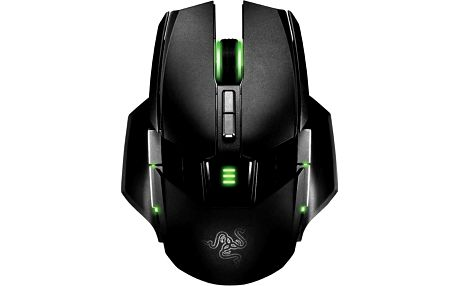 Razer Ouroboros - RZ01-00770100-R3G1 + Podložka pod myš CZC G-Vision Dark v ceně 199,-