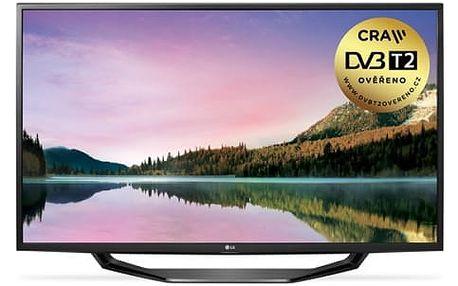 Televize LG 43UH6207 černá