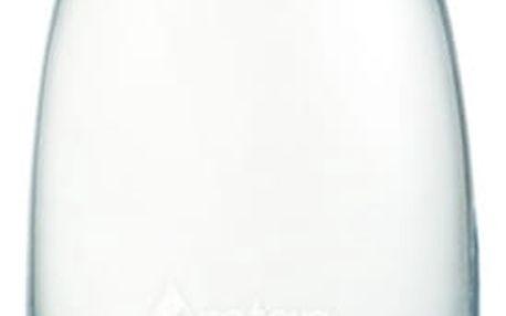 Fialová skleněná lahev ReTap s doživotní zárukou, 300ml