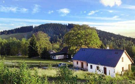 3denní pobyt v Apartmánech No. 823 v Krušných horách pro 2–4 osoby