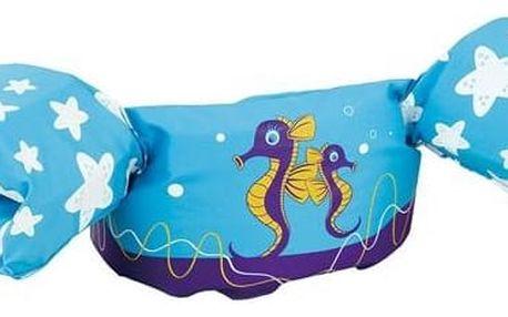 Plovací top Sevylor Plaváček mořský koník (nosnost 15-30 kg) světle modrý