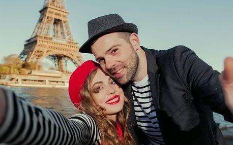 Francie Paříž poznávací zájezd, VŠE V CENĚ ubytování hotel, snída..., Île-de-France, Francie, autobusem, snídaně v ceně