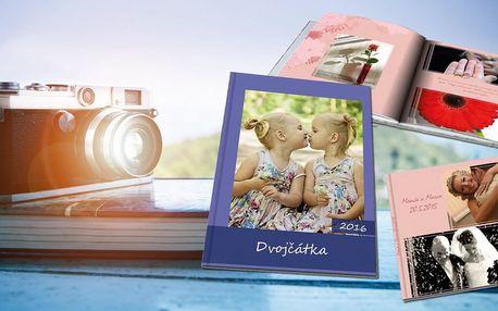 Báječné fotoknihy s potiskem desek zdarma