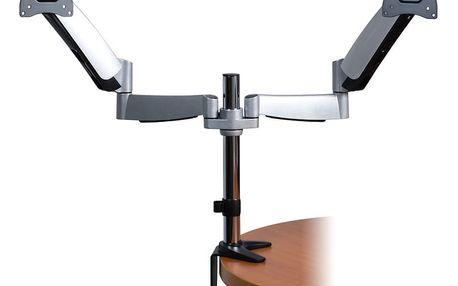 CONNECT IT TWIN ARM stolní držák na LCD monitor - CI-240