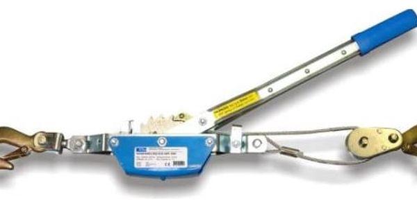 Zvedák lanový Güde GHS 1000 (55129) modré