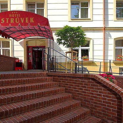 Hotel Ostrůvek*** v Praze se snídaní