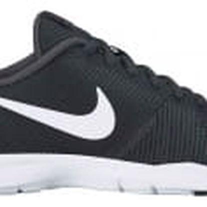 Dámské fitness boty Nike WMNS FLEX BIJOUX 37,5 BLACK/WHITE-ANTHRACITE