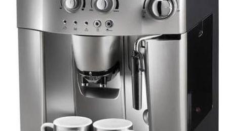 Espresso DeLonghi Magnifica Rapid ESAM4200 stříbrné + Doprava zdarma