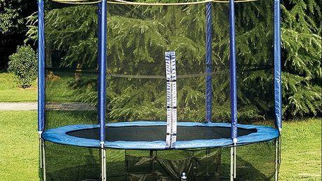 Ochranná síť pod trampolíny - 366 cm