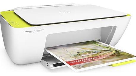 Tiskárna multifunkční HP Ink Advantage 2135 All-in-One (F5S29C#A82)