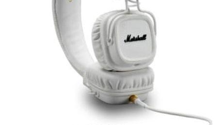 Sluchátka Marshall Major II White (04091113)