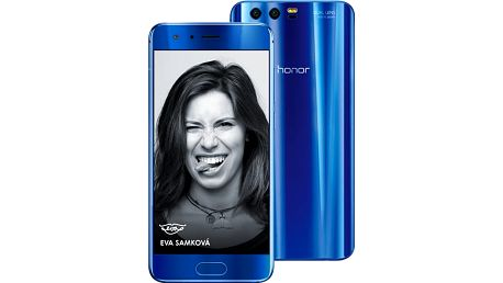 Honor 9, modrá - 51091TBG