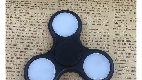 LED fidget spinner - 7 barev