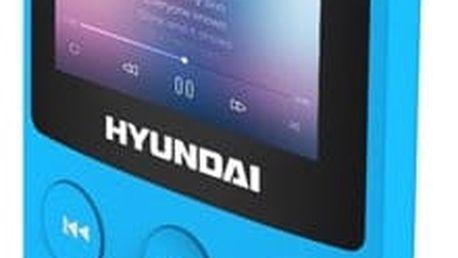 Hyundai MPC 501, 4GB, modrá - HYUMPC501GB4FMBL