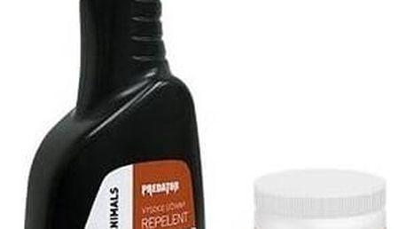 Sprej Predator Repelent Animals 500 ml + Prášek De-plague 50g ZDARMA Prášek Vitar Nomaad De-plague 50g (zdarma)