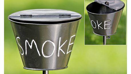 Zapichovací zahradní popelník Boltze Smoke