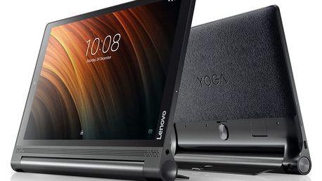 """Lenovo Yoga Tablet 3 Plus 10.1"""" - 64GB, černá - ZA1N0057CZ"""