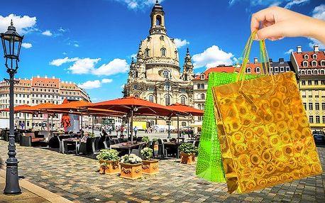 Zájezd do německých Drážďan na letní výprodeje pro 1 osobu