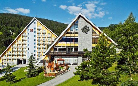 4* letní pohoda v hotelu Clarion ve Špindlu