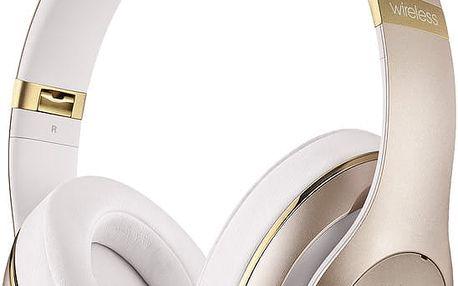Beats Studio Wireless, zlatá - MHDM2ZM/B