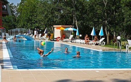 Bulharsko - Slunečné Pobřeží na 11 až 15 dní, all inclusive s dopravou letecky z Prahy
