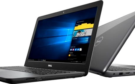 Dell Inspiron 15 (5567), šedá - N-5567-N2-711S