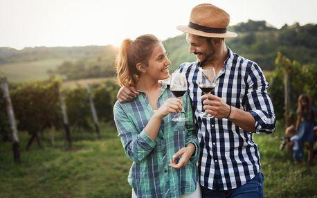 Víkend na Slovácku s lahví vína a dobrotami