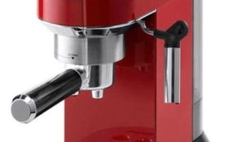 Espresso DeLonghi DEDICA EC680R červené