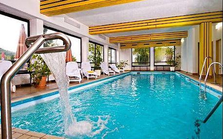 Neomezený relax pobyt v 3* Vital & Wellness hotelu s bazénem. V Bavorsku kousek od ČR